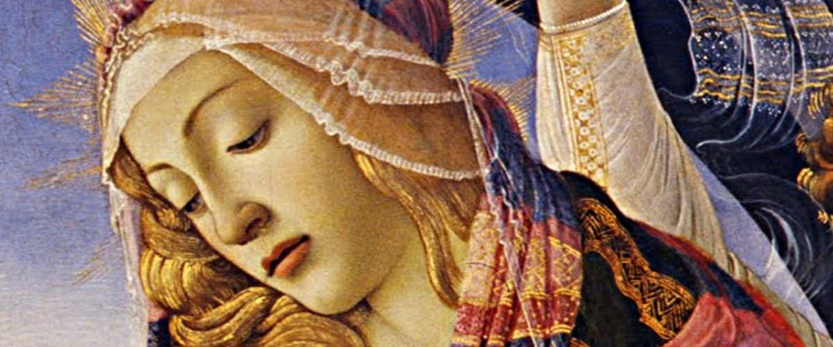 Slider Botticelli Madonna