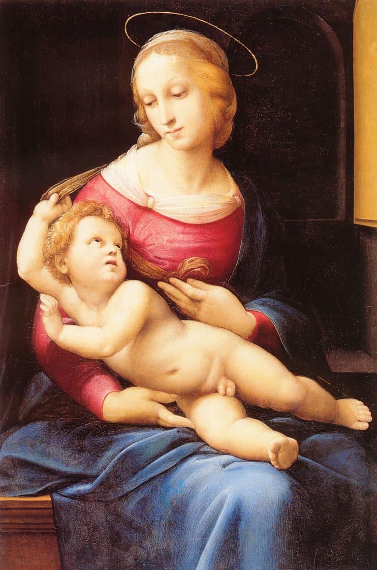 bridgewater-madonna-1511 Raphael