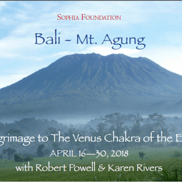 Bali Flyer Image