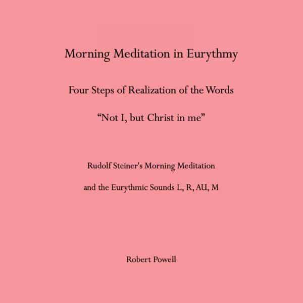 Morning Meditation to Christ